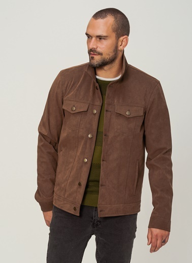 People By Fabrika Ceket Camel